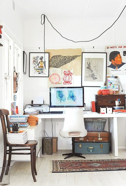 desks criativos home office decoreba design 13