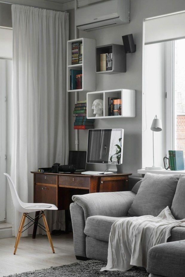 escritorio na sala decoreba design 7