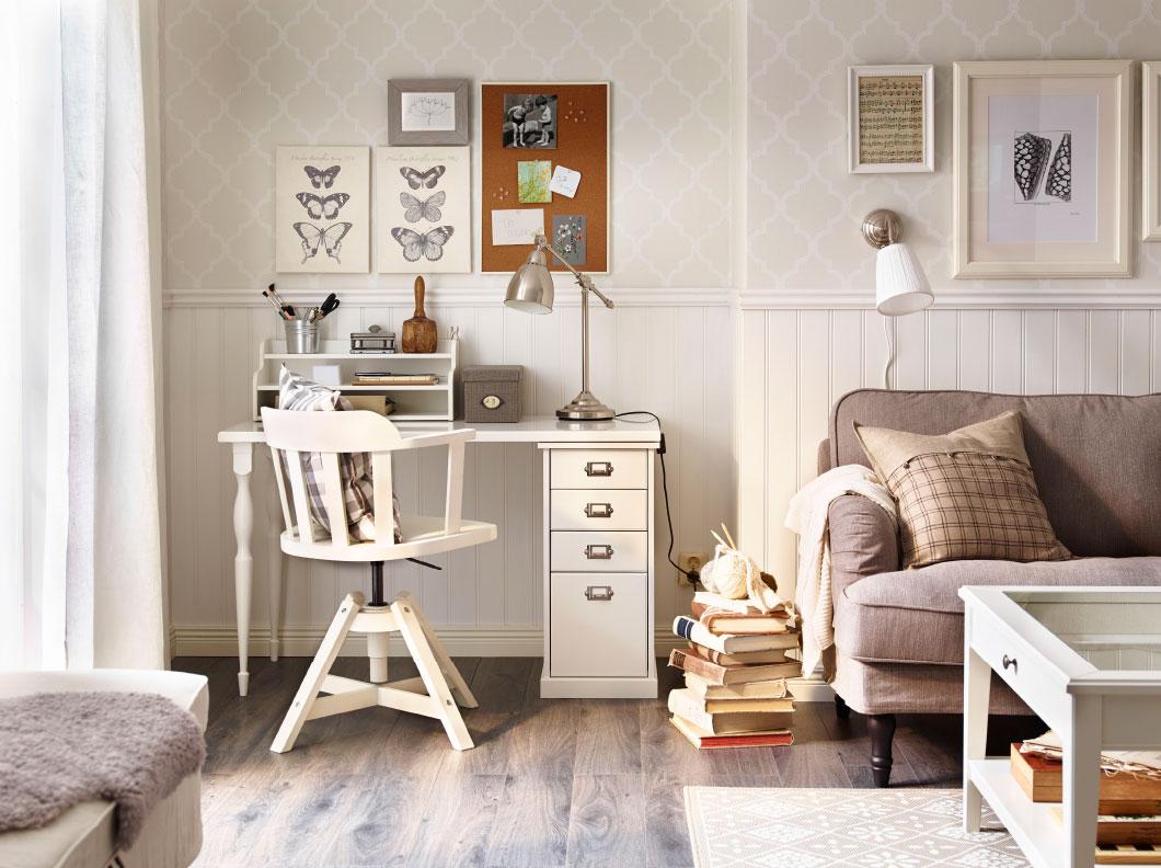 escritorio na sala decoreba design 8