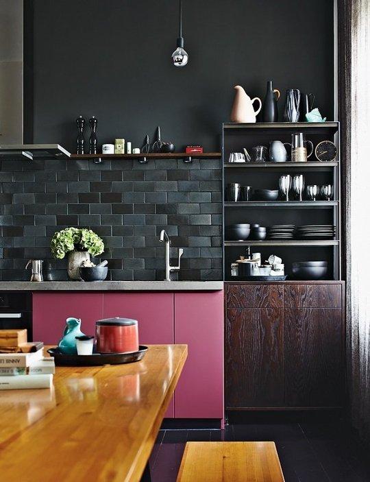 preto e rosa pink decoreba-design