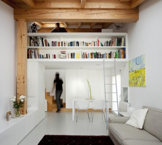 Apartamentos pequenos decoreba design 8